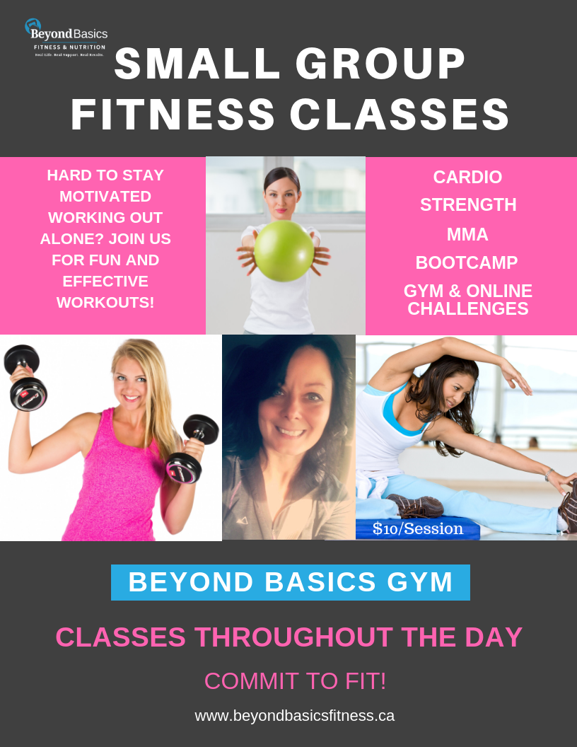 Poster Group Classes for Website