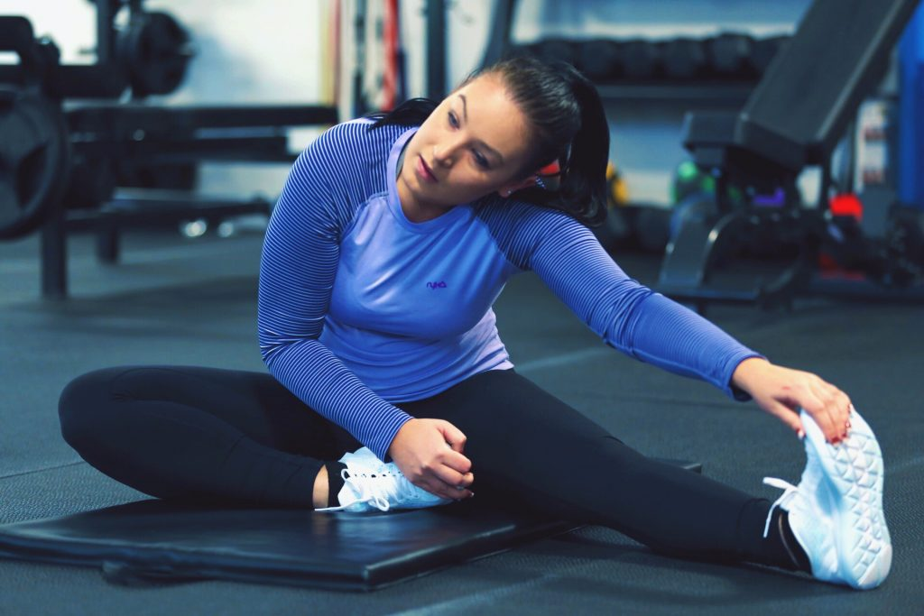 Beyond Basics Fitness and Nutrition Stretching