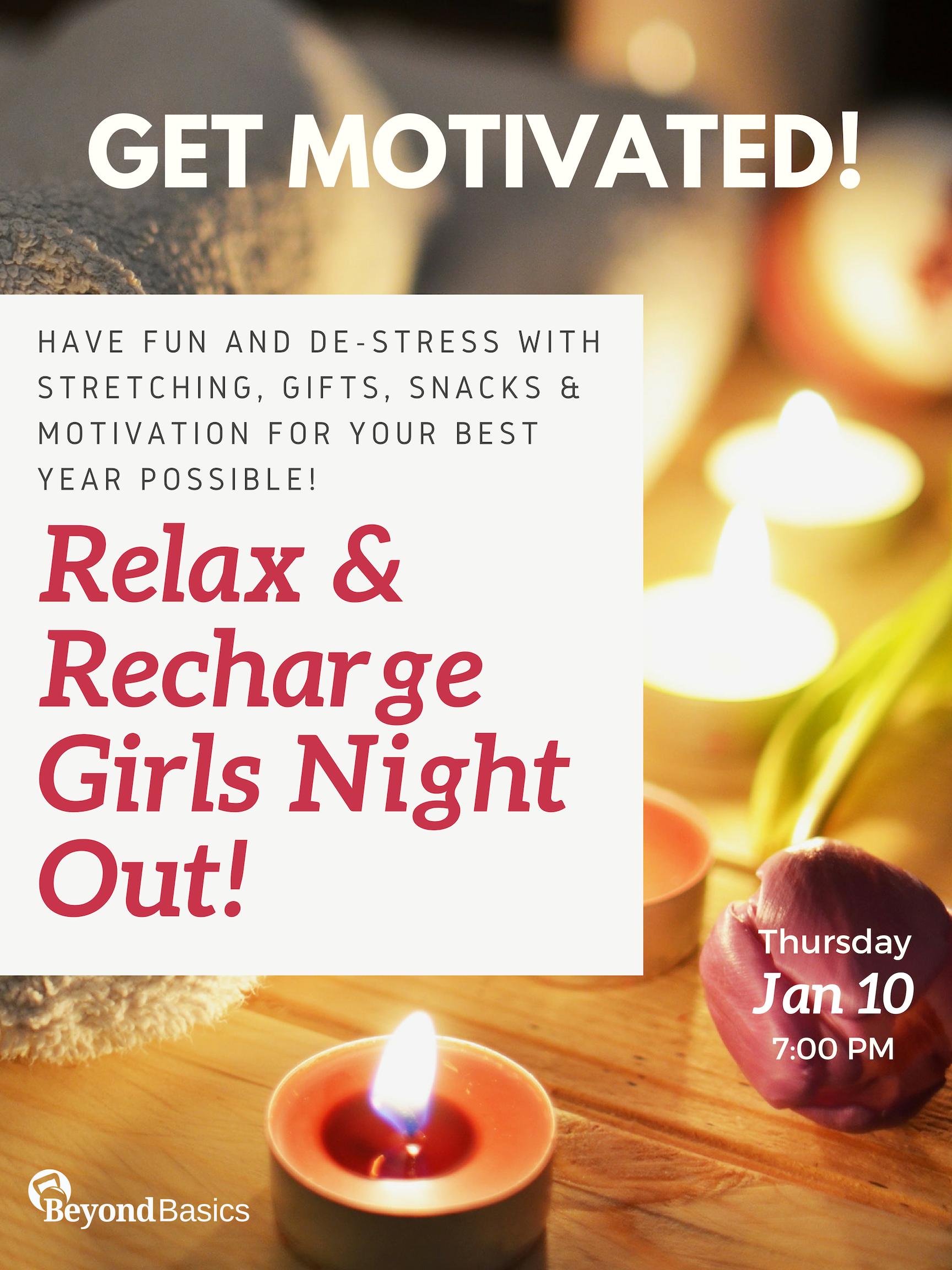 Ladies Night Jan 10 Poster-web